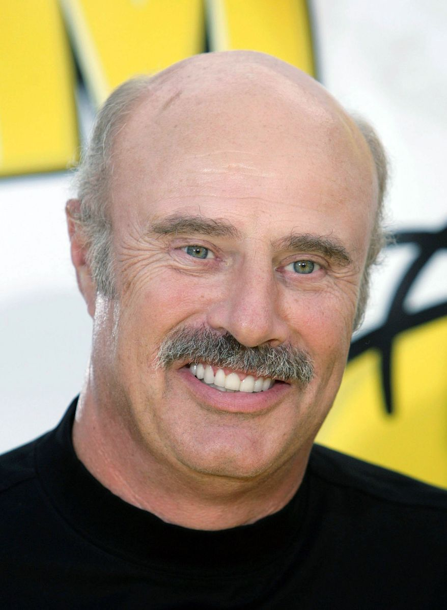 Dr. Phil McGraw got his 1957 Chevrolet Bel Air convertible back, a little worse for wear, after police recovered the stolen vehicle in California. It is worth $80,000. (Associated Press)