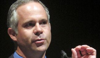** FILE ** Rep. Tim Huelskamp, Kansas Republican. (Associated Press)