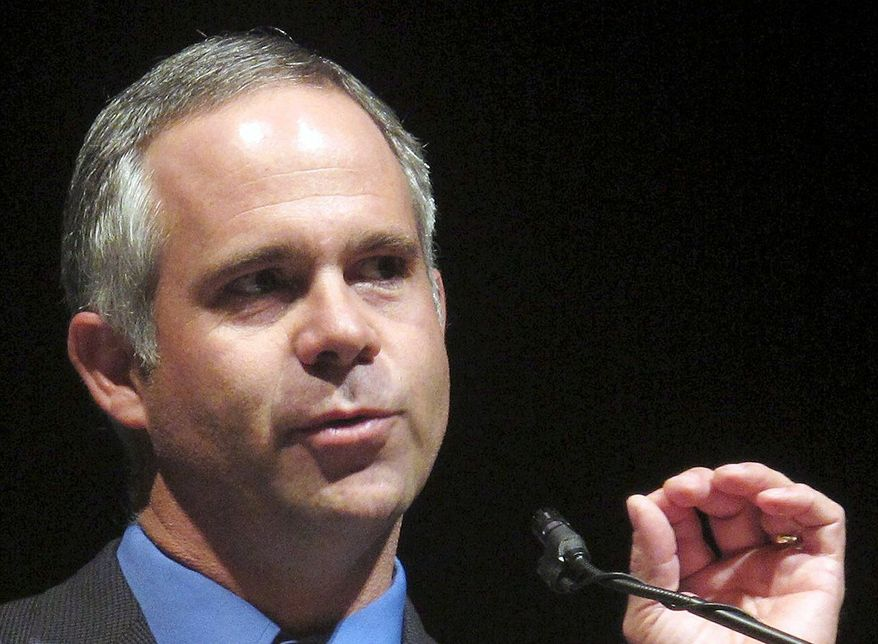 ** FILE ** Rep. Tim Huelskamp, Kansas Republican. (Associated Press)