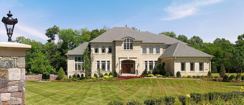 The Winthrop model, offered by the Gulick Group at Autumn Wood in Great Falls, has 5,337 square feet and is base-priced from $1,875,000.