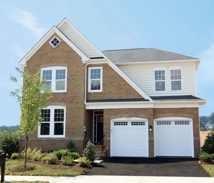 Van Metre Homes is building 76 single-family homes at Village Run at Stone Ridge in Aldie. The Manchester model, which has 3,132 square feet, is priced from $542,990.