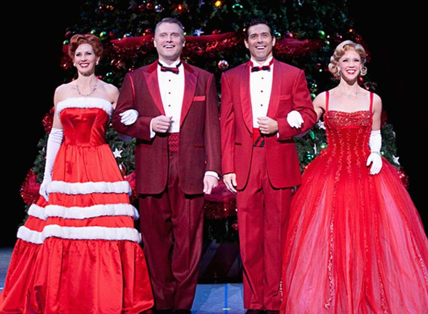 "Theater: Irving Berlin's ""White Christmas"""