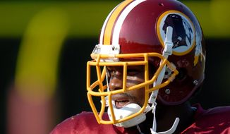 Safety Sean Taylor (21) was shot and killed on Nov. 27, 2007. (Peter Lockley/The Washington Times) ** FILE **
