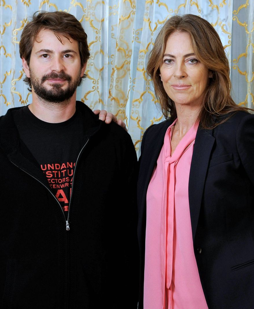 """Mark Boal and Kathryn Bigelow wrote and directed, respectively, the film """"Zero Dark Thirty,"""" which portrayed the manhunt for terrorist mastermind Osama bin Laden. (Columbia Pictures)"""