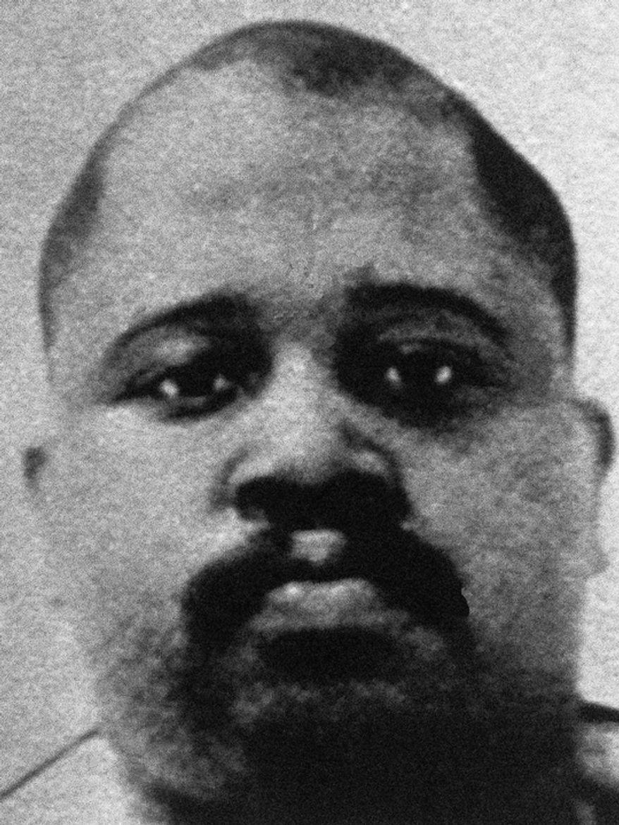 """**FILE** William """"Billy"""" Mitchell, 35, of Folkston, Ga., seen here in an undated photo, was executed in 1987 for the 1974 murder of a 14-year-old boy during a convenience store robbery. (Associated Press)"""