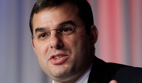 Rep. Justin Amash, Michigan Republican. (AP Photo/Carlos Osorio) ** FILE **