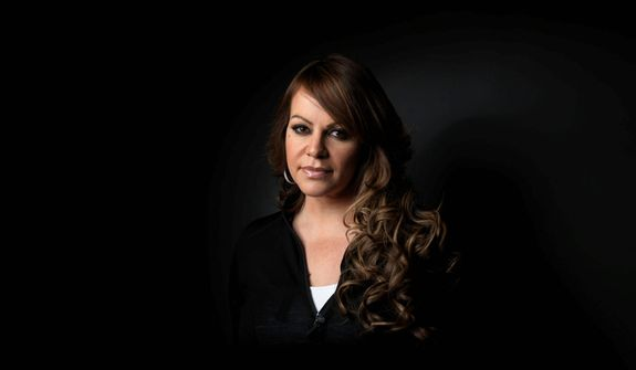"""**FILE** Jenni Rivera, from the film """"Filly Brown,"""" poses Jan. 22, 2012, for a portrait during the 2012 Sundance Film Festival in Park City, Utah. (Associated Press)"""