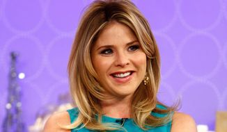 Jenna Bush Hager (NBC via AP)