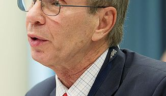 Buddy Roogow is executive director of the D.C. Lottery, which will award a contract to run the new Instant Ticket game. The contract process will be the subject of a D.C. Council hearing. (Barbara L. Salisbury/The Washington Times)