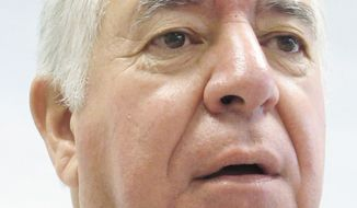Rep. Nick J. Rahall II, West Virginia Democrat (Associated Press)