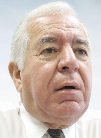 Rep. Nick J. Rahall II, West Virginia Democrat (Associated Press)