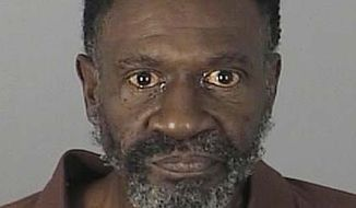 Lucious Smith, 53, of Dade City, Fla., has been charged in the fatal stabbing of 25-year-old health care worker Steffanie Ross following her visit to his home on Monday, Dec. 12, 2012. (AP Photo/Pasco County Sheriff's Office)