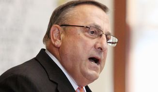 Maine Gov. Paul LePage (Associated Press)