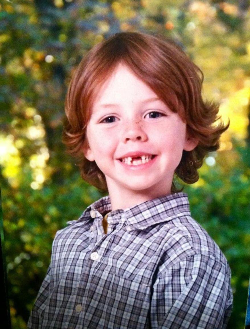 Daniel Barden was one of 20 schoolchildren killed by a gunman on Friday, Dec. 14, in Newtown, Conn. (Photo courtesy of the Barden family)