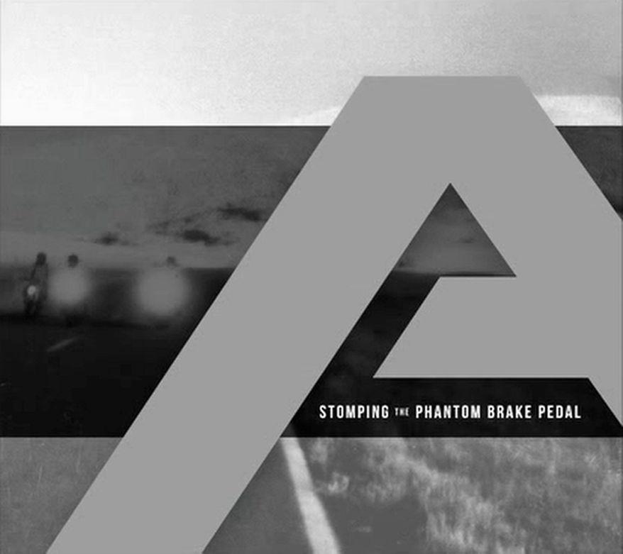 """Album cover for Angels & Airwaves """"Stomping the Phantom Brake Pedal""""."""
