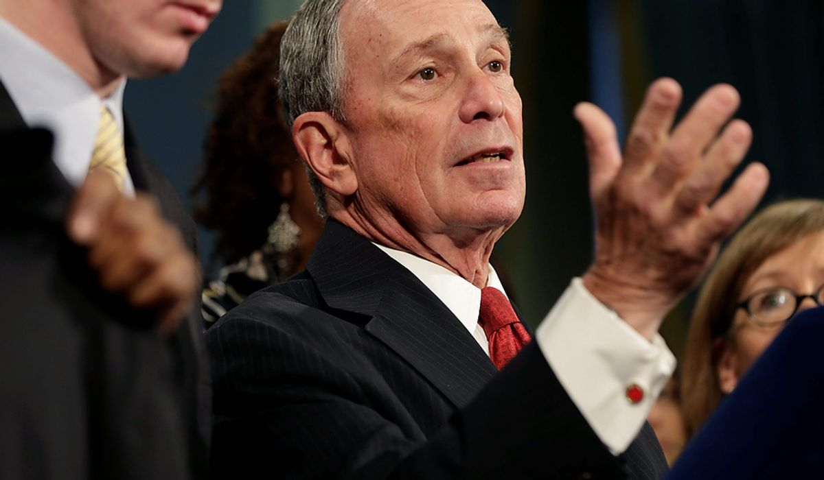"""Image result for NYC Mayor Bloomberg: Government has right to 'infringe on your freedom'"""""""