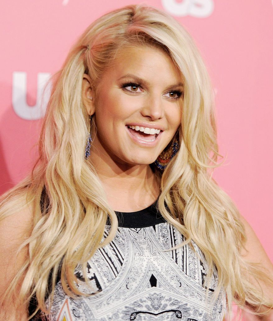 Jessica Simpson (AP photo)