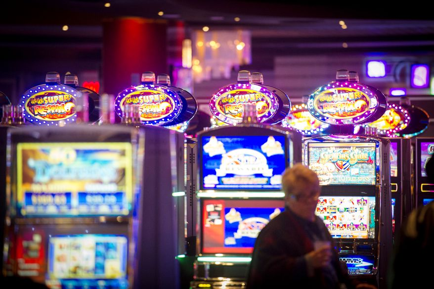 The Maryland Live Casino in Hanover, Md., seen here on Dec. 27, 2012, is now open 24 hours a day. (Rod Lamkey Jr./The Washington Times)