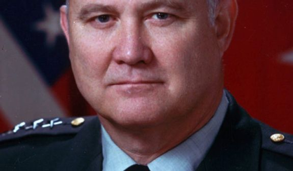 **FILE** Gen. H. Norman Schwarzkopf, seen here in 1991 (Associated Press)