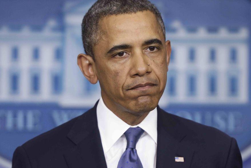 President Obama (AP Photo/Charles Dharapak)