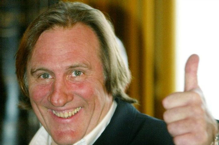French actor Gerard Depardieu (Associated Press)
