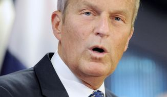 Rep. W. Todd Akin of Missouri ignited a firestorm of criticism over his comments on rape. (Associated Press)