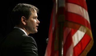 ** FILE ** Sen. Marco Rubio, Florida Republican. (Associated Press)