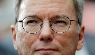 Google Executive Chairman Eric Schmidt will travel to North Korea as early as this month on a humanitarian trip led by former New Mexico Gov. Bill Richardson. (Associated Press)