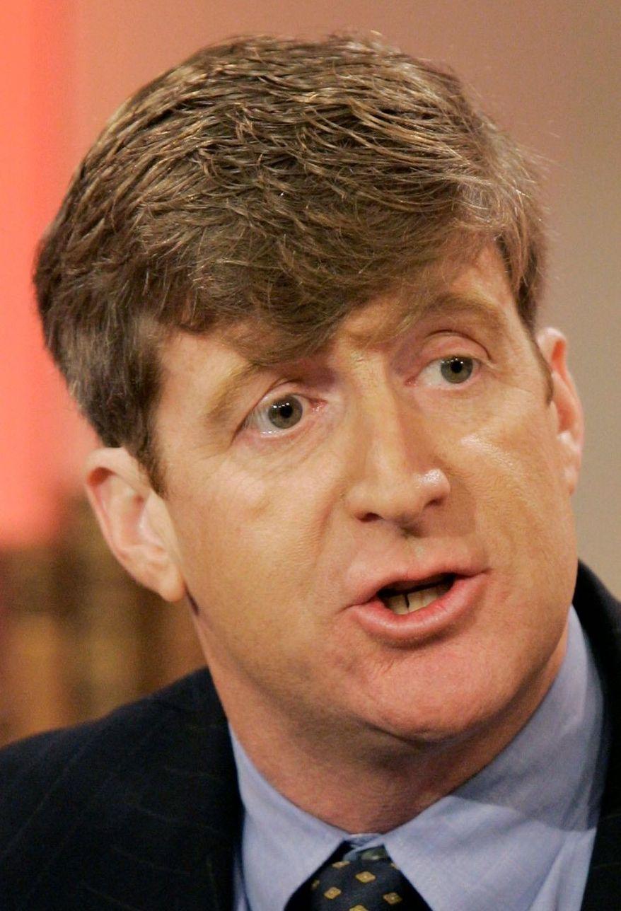 Former Rep. Patrick J. Kennedy