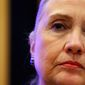Secretary of State Hillary Rodham Clinton will testify before Congress about the attack on the U.S. Consulate in Benghazi, Libya, before she steps down. (Associated Press)