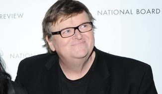 Filmmaker Michael Moore (Associated Press) **FILE**