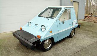 1980 Comuta-car