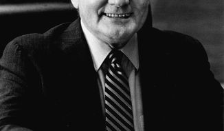 Pulitzer Prize-winning journalist Eugene Patterson, who helped fellow Southern whites understand the civil rights movement, died Saturday, Jan. 12, 2013, at age 89. (AP Photo/The Tampa Bay Times)