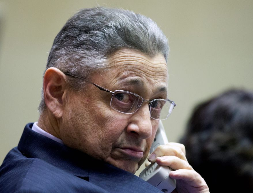 """I think the message out there is clear after [the Newton, Conn., school shootings] and to get us down this road as quickly as possible to basically eradicate assault weapons from our streets in New York as quickly as possible is something the people of our state want,"" said New York Assembly Speaker Sheldon Silver. (Associated Press)"