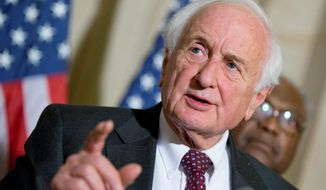 Rep. Sander M. Levin, Michigan Democrat, said that tax reform will likely have to wait while Congress wrestles over an increase in the nation's borrowing limit and automatic spending cuts. (Associated Press)