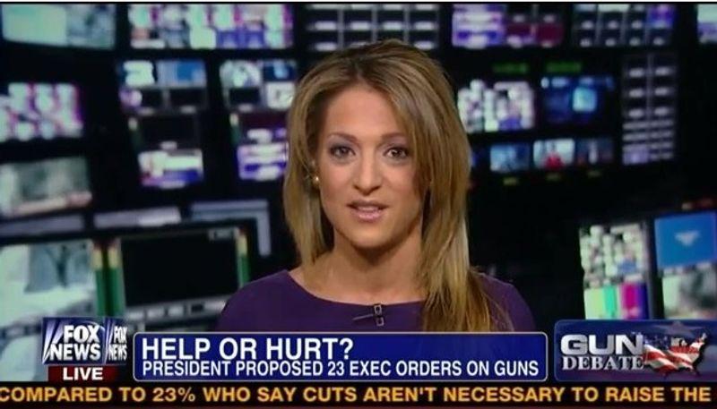 "TWT's Emily Miller on Fox News' ""Fox and Friends"" (Jan. 19, 2013)"