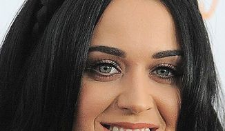 Katy Perry (Associated Press)