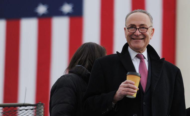 ** FILE ** Sen. Charles E. Schumer, New York Democrat. (Associated Press)