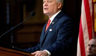 ** FILE ** Georgia Gov. Nathan Deal. (Associated Press)