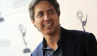 "Actor-comedian Ray Romano arrives for the Classic Television/Today's Stars: Live Stage Reading of ""Marty"" in Los Angeles in June 2012. (Chris Pizzello/Invision/AP)"