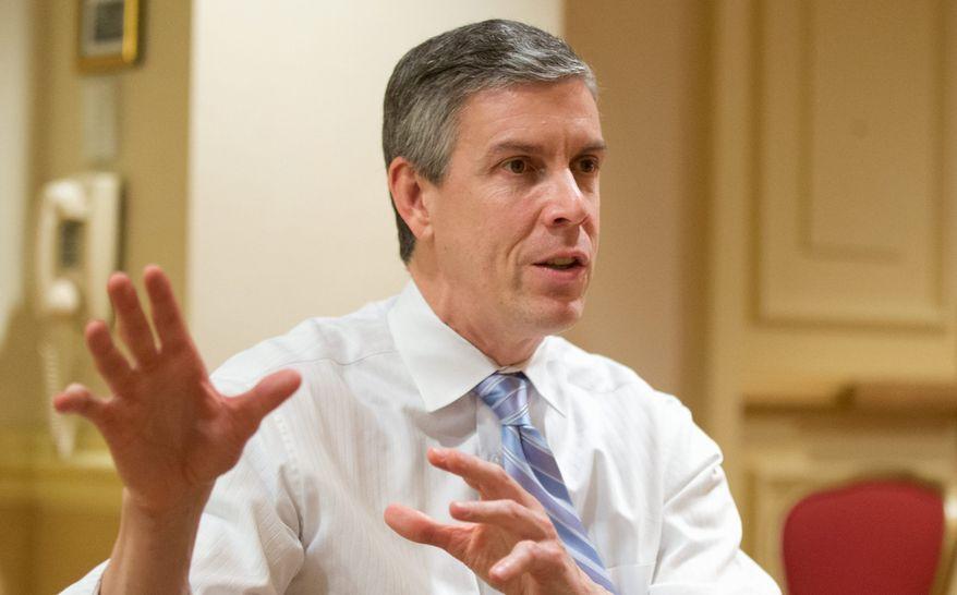Education Secretary Arne Duncan (Associated Press)