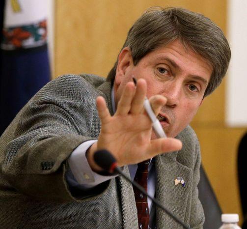 Virginia state Sen. Stephen H. Martin (Associated Press)