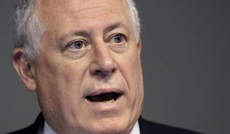 Illinois Gov. Pat Quinn. (AP Photo/Seth Perlman)