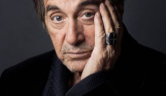 "Al Pacino, who has carved a career playing intense characters in film and theater, takes a more comedic turn in the new film ""Stand Up Guys."" (Associated Press)"