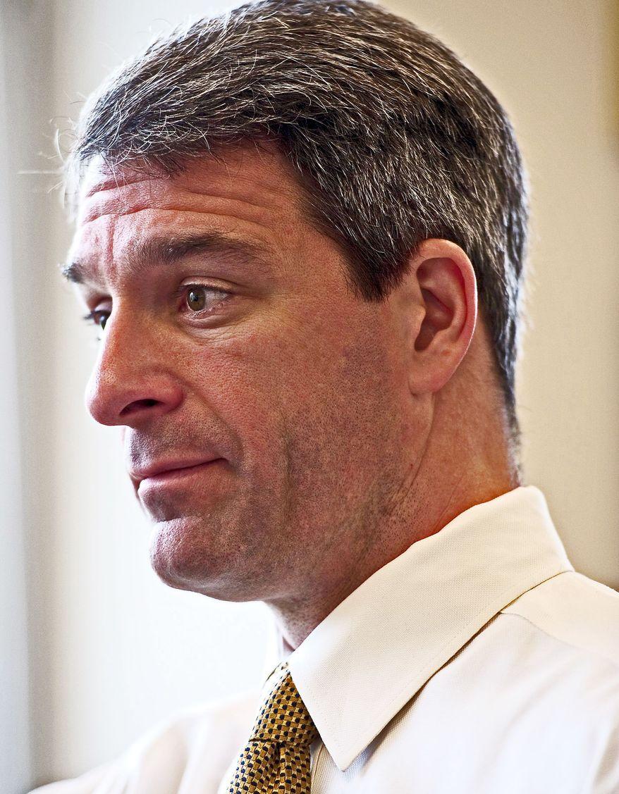 Virginia Attorney General Kenneth T. Cuccinelli II (The Washington Times)