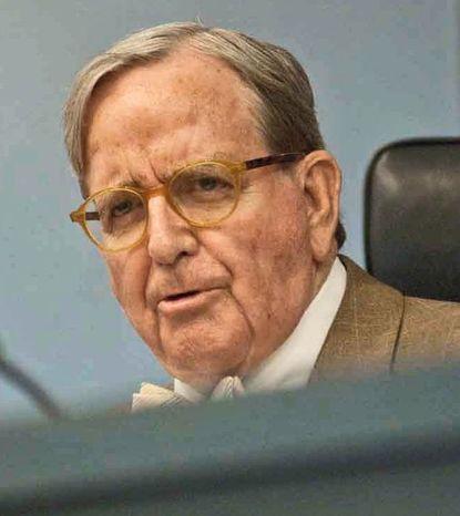 D.C. Council member Jim Graham (The Washington Times)