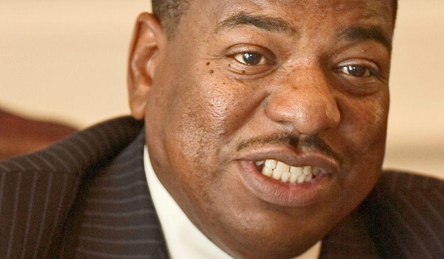D.C. Council member Vincent B. Orange, at-large Democrat. (The Washington Times)