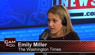 Emily Miller on NRA News. Jan. 30, 2013