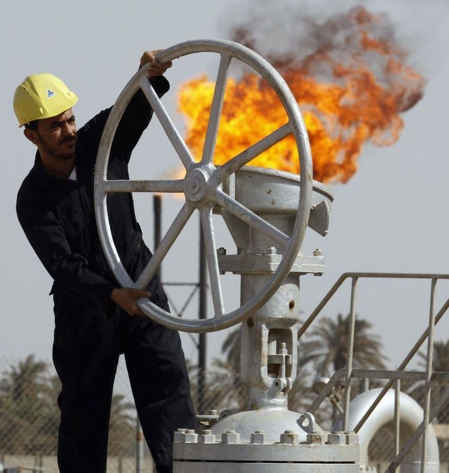 After more than two decades of wars and U.N. embargoes, Iraq is back in the oil market just when demand is poised to surge in a way that threatens to drive up prices to destabilizing levels. (Associated Press)
