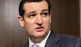 Sen. Ted Cruz (Associated Press)